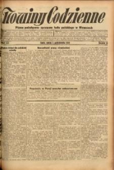 Nowiny Codzienne, 1926, R. 16, nr 225