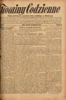 Nowiny Codzienne, 1926, R. 16, nr 241