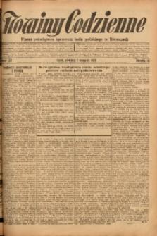 Nowiny Codzienne, 1926, R. 16, nr 255