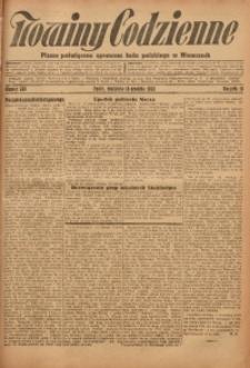 Nowiny Codzienne, 1926, R. 16, nr 289