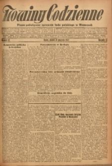Nowiny Codzienne, 1927, R. 17, nr 22
