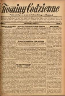 Nowiny Codzienne, 1927, R. 17, nr 29