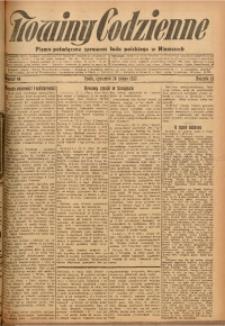 Nowiny Codzienne, 1927, R. 17, nr 44