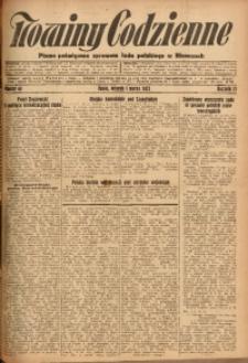 Nowiny Codzienne, 1927, R. 17, nr 48