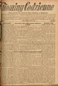 Nowiny Codzienne, 1927, R. 17, nr 60