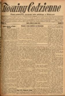Nowiny Codzienne, 1927, R. 17, nr 61