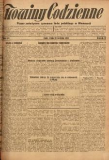 Nowiny Codzienne, 1927, R. 17, nr 88