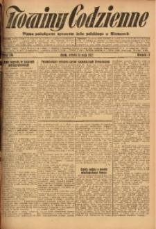 Nowiny Codzienne, 1927, R. 17, nr 105