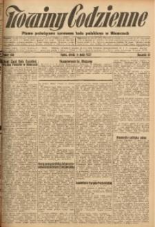 Nowiny Codzienne, 1927, R. 17, nr 106