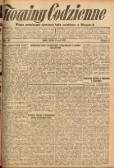 Nowiny Codzienne, 1927, R. 17, nr 109