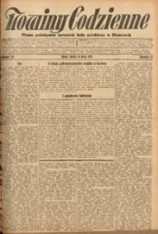 Nowiny Codzienne, 1927, R. 17, nr 112