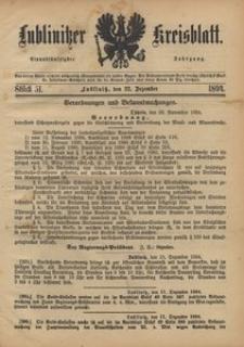 Lublinitzer Kreisblatt, 1894, Jg. 51, St. 51