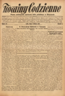 Nowiny Codzienne, 1927, R. 17, nr 174