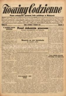 Nowiny Codzienne, 1927, R. 17, nr 187