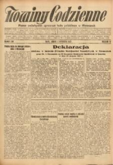 Nowiny Codzienne, 1927, R. 17, nr 200