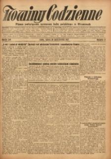 Nowiny Codzienne, 1927, R. 17, nr 249