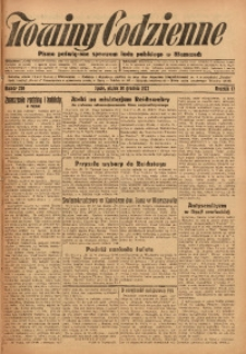 Nowiny Codzienne, 1927, R. 17, nr 298