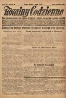 Nowiny Codzienne, 1928, R. 18, nr 101