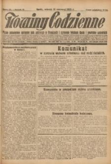 Nowiny Codzienne, 1928, R. 18, nr 133