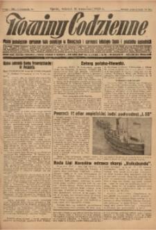 Nowiny Codzienne, 1928, R. 18, nr 210