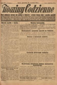 Nowiny Codzienne, 1928, R. 18, nr 227