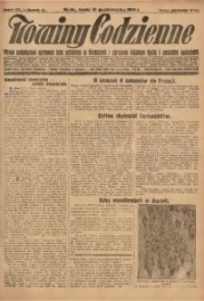 Nowiny Codzienne, 1928, R. 18, nr 235