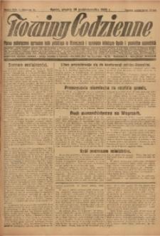 Nowiny Codzienne, 1928, R. 18, nr 243