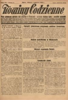 Nowiny Codzienne, 1928, R. 18, nr 280