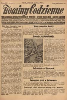 Nowiny Codzienne, 1928, R. 18, nr 283