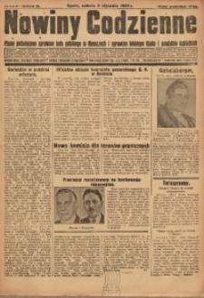 Nowiny Codzienne, 1929, R. 19, nr 4