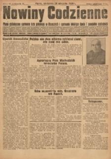 Nowiny Codzienne, 1929, R. 19, nr 17
