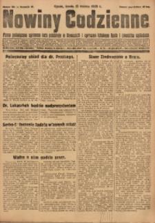 Nowiny Codzienne, 1929, R. 19, nr 60