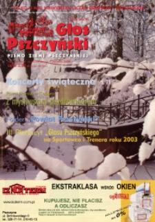 Głos Pszczyński, 2004, R. 15, nr 1 (320)