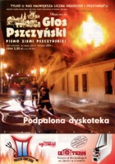 Głos Pszczyński, 2004, R. 15, nr 14 (333)