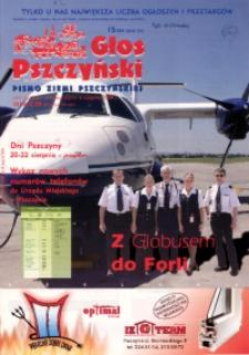 Głos Pszczyński, 2004, R. 15, nr 15 (334)