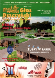 Głos Pszczyński, 2004, R. 15, nr 18 (337)