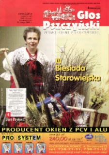 Głos Pszczyński, 2003, R. 14, nr 4 (298)