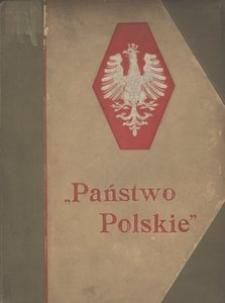 Państwo polskie. Księga informacyjno-adresowa. R. 1 (1927)