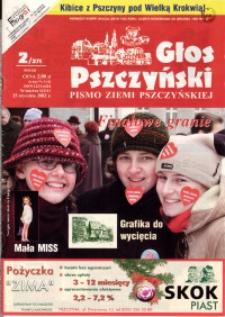 Głos Pszczyński, 2002, R. 12 [właśc. 13], nr 2 (271)
