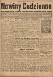 Nowiny Codzienne, 1929, R. 19, nr 120