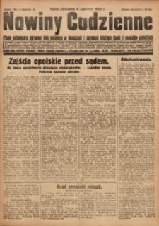 Nowiny Codzienne, 1929, R. 19, nr 128