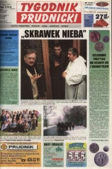 Tygodnik Prudnicki : gazeta powiatowa : Prudnik, Biała, Głogówek, Lubrza. R. 12, nr 8 (535).