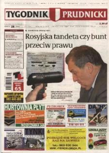 Tygodnik Prudnicki : prywatna gazeta lokalna gmin : Prudnik, Biała, Głogówek, Korfantów, Lubrza, Strzeleczki, Walce. R. 25, nr 28 (1280).