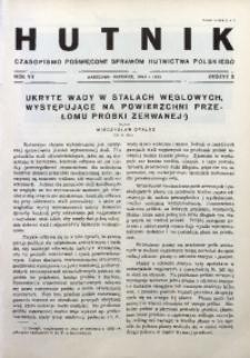 Hutnik, 1935, R. 7, z. 5