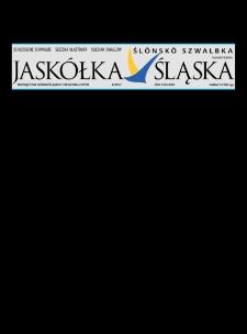 Jaskółka Śląska, 2017, nr4
