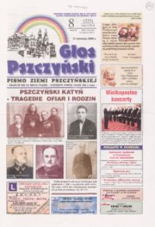Głos Pszczyński, 2000, R. 11, nr 8 (225)