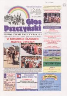 Głos Pszczyński, 2000, R. 11, nr 12 (229)