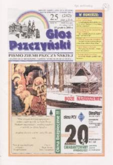Głos Pszczyński, 2000, R. 11, nr 25 (242)