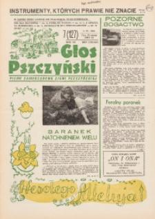 Głos Pszczyński, 1996, R. 7, nr 7 (127)