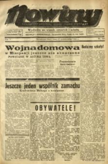 Nowiny. Czasopismo Północnej Części Województwa Śląskiego, 1934, R. 5, Nr. 120